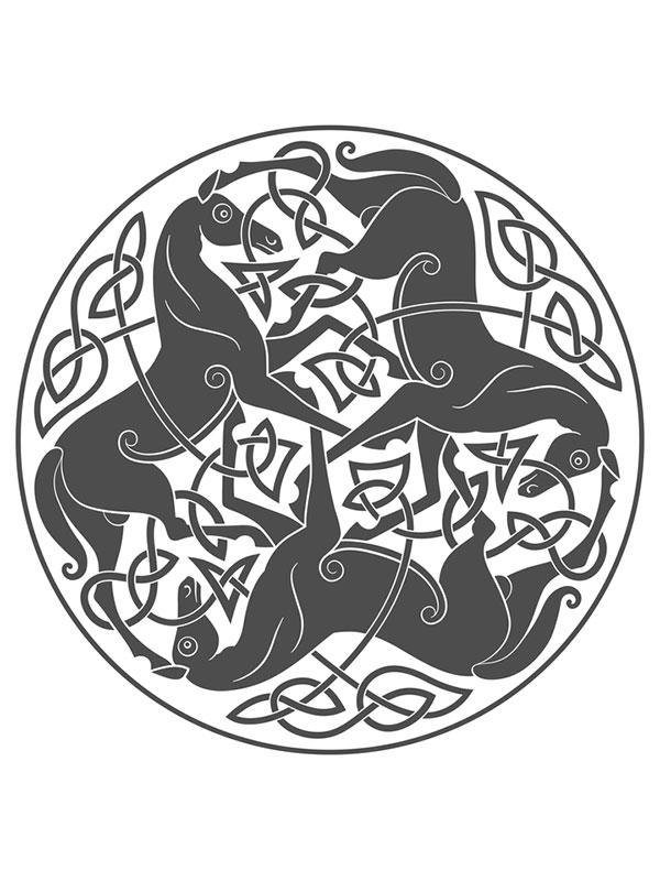 Celtic Horse Wisdom